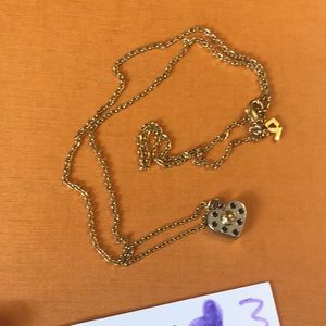 Authentic LV Necklace